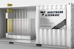 Druckausleitsystem HS TSR-Duct