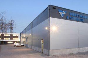 Gebäude Horstmann und Schwarz